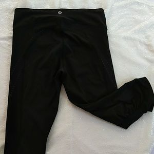Lululemon Cropped ankle pants